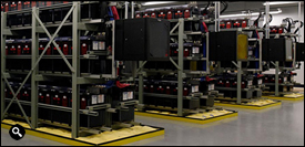 UPS, Converters & Battery Systems
